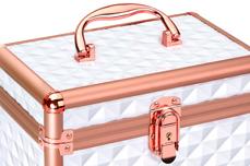 Jolifin Mobiler Kosmetik Koffer mini - white