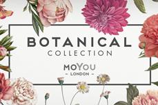 MoYou-London Schablone Botanical Collection 01