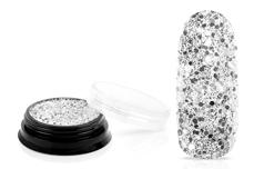 Jolifin LAVENI Sparkle Glitter - silver
