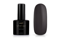 Jolifin LAVENI Shellac - deep taupe 12ml