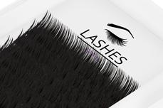 Jolifin Lashes - EasyFan - MixBox C-Curl 0,07