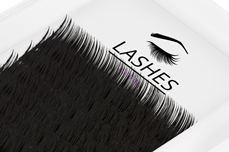 Jolifin Lashes - EasyFan - SingleBox 11mm C-Curl 0,07