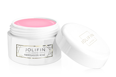 Jolifin LAVENI PRO Refill - Fiberglas-Gel rosé 30ml