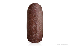 Jolifin LAVENI Shellac - Thermo nude-brown Glimmer 12ml