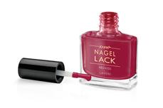 Jolifin LAVENI Nagellack - red kiss 9ml