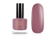 Jolifin LAVENI Nagellack - chocolate blush 9ml