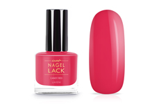 Jolifin LAVENI Nagellack - candy red 9ml