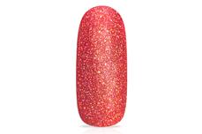 Jolifin LAVENI Shellac - orange Glitter 12ml