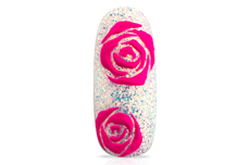Jolifin LAVENI 3D-Gel - neon-pink 5ml