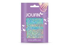 Jolifin Aurora Sticker - Waves silver Galaxy