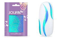 Jolifin Aurora Sticker - Waves ice