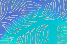 Jolifin Aurora Sticker - Waves ice