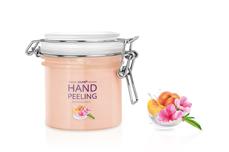 Jolifin Hand Peeling -  blooming peach 110ml