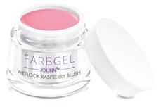 Jolifin Wetlook Farbgel raspberry blush 5ml