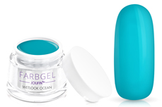 Jolifin Wetlook Farbgel ocean 5ml