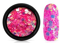 Jolifin LAVENI Mermaid Glitter - neon-pink