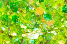 Jolifin LAVENI Mermaid Glitter - neon-lime