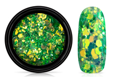 Jolifin LAVENI Mermaid Glitter - lush green