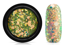 Jolifin LAVENI Mermaid Glitter - mojito mint