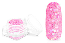 Jolifin Shiny Glitter - fancy pink