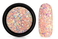 Jolifin LAVENI Mermaid Pastell Glitter - apricot
