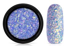Jolifin LAVENI Mermaid Flakes Glitter - blue