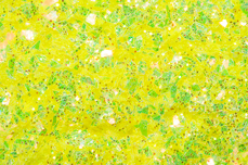 Jolifin LAVENI Mermaid Flakes Glitter - yellow