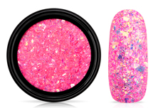 Jolifin LAVENI Mermaid Flakes Glitter - pink