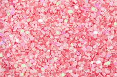 Jolifin Matt-Effekt Glitter - rosy