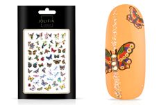 Jolifin LAVENI XL Sticker - Butterfly 1