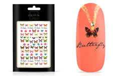 Jolifin LAVENI XL Sticker - Butterfly 3