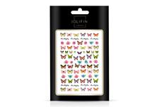 Jolifin LAVENI XL Sticker - Butterfly 3
