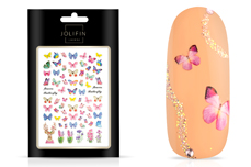 Jolifin LAVENI XL Sticker - Butterfly 4