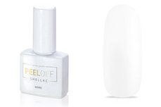Jolifin LAVENI Shellac PeelOff - white 12ml