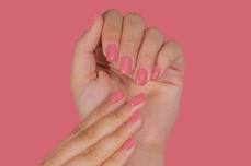 Jolifin LAVENI Shellac PeelOff - apricot blush 12ml