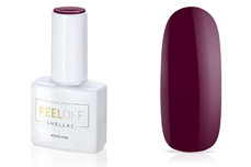 Jolifin LAVENI Shellac PeelOff - rouge noir 12ml