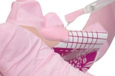 Jolifin LAVENI Shellac - flexible-builder milky rosé 12ml