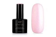 Jolifin LAVENI Shellac - flexible-builder milky rosé Glimmer 12ml