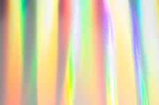 Jolifin Transfer Nagelfolie XL - Chrome unicorn silver