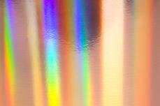 Jolifin Transfer Nagelfolie XL - Chrome unicorn copper