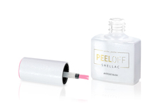 Jolifin LAVENI Shellac PeelOff - antique blush 12ml