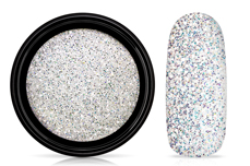 Jolifin LAVENI Pastell Dream Glitter - white