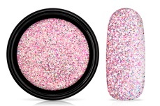 Jolifin LAVENI Pastell Dream Glitter - pink