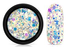 Jolifin LAVENI Mermaid Glitter - ivory elegance