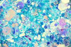 Jolifin LAVENI Mermaid Glitter - caribbean ocean