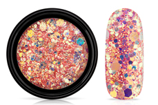 Jolifin LAVENI Mermaid Glitter - cherry sorbet