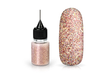 Jolifin LAVENI Diamond Dust - nude elegance