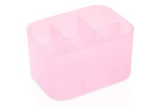 Jolifin Pinsel- & Feilen-Aufbewahrung - pink 6er