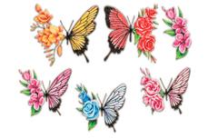 Jolifin LAVENI 3D Tattoo - Nr. 61