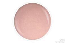 Jolifin LAVENI Shellac - nude-brown Glimmer 12ml
